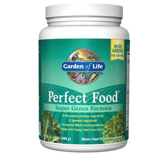 Buy Garden of Life Supergreens