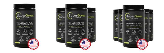Supergreen Tonik Prices
