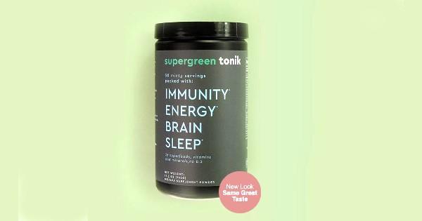Super Green Tonik review