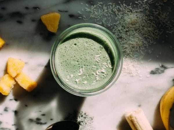 Homemade Meal Replacement Shakes