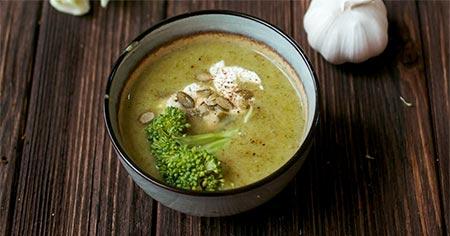 Potato and Supergreens Soup