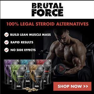 Brutal Force 100% legal steroid alternative