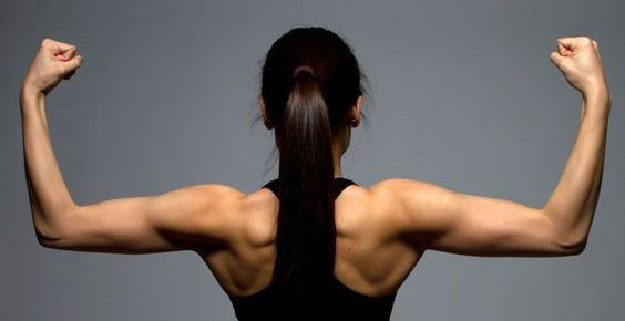 Peanut butter aids muscle building