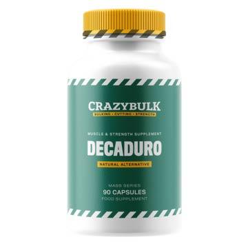Crazy Bulk Decaduro