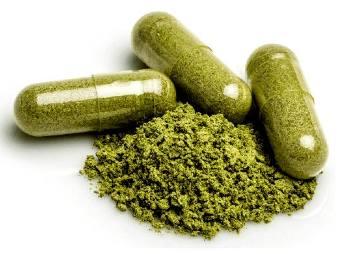 Greens capsules