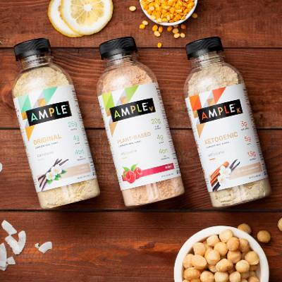 Ample Meal Replacement Shake