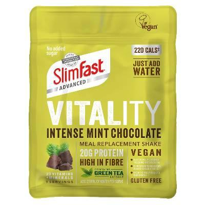 SlimFast Advanced Vegan Vitality Meal Replacement Shake